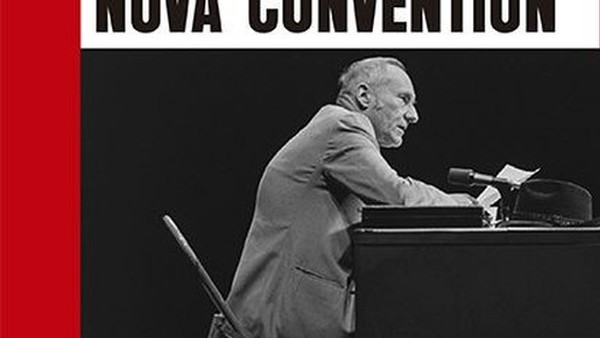 WILLIAM BURROUGHS. NOVA CONVENTION
